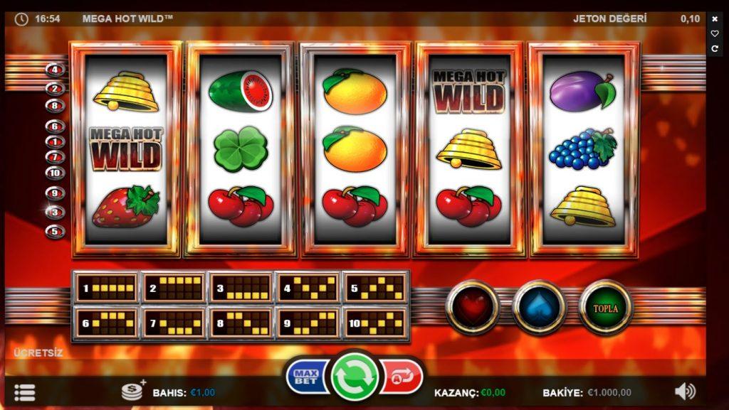 slot oyun cesitleri ve makineleri