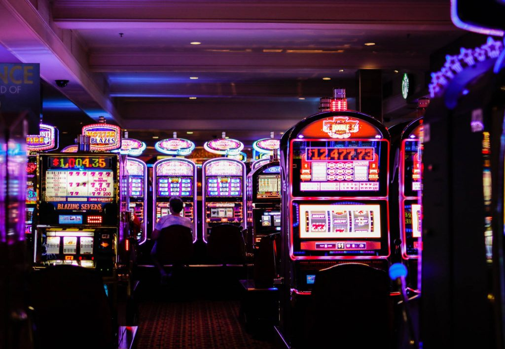 Slot Makine Oyunlari