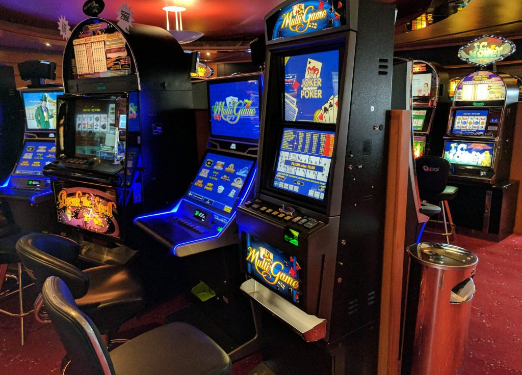 Slot Oyunlari Nedir